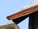Lakewood Ohio copper gutters tb